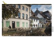 Buildings Along Canal, Altstadt Carry-all Pouch