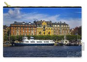 Buildings And Boats Carry-all Pouch
