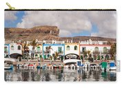 Buildings At The Waterfront, Puerto De Carry-all Pouch