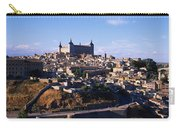 Buildings In A City, Toledo, Toledo Carry-all Pouch