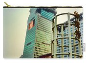 Buildings In Shanghai Carry-all Pouch