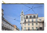 Buildings In The Chiado Neighbourhood Of Lisbon Carry-all Pouch