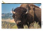 Bull Bison Carry-all Pouch