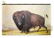 Bull Buffalo Carry-all Pouch