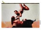 Bull Dancers Carry-all Pouch
