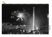 Bull Durham Fireworks Carry-all Pouch by Jh Photos