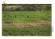 Bull Elk At Dean Creek Carry-all Pouch