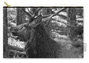 Bull Elk Bw Carry-all Pouch