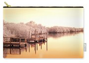 Bull Frog Creek Gibsonton Fl Usa Near Infrared Carry-all Pouch