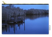 Bull Frog Creek II Gibsonton Fl Usa Near Infrared Carry-all Pouch