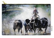 Bull Herd Carry-all Pouch