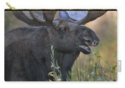Bull Moose Calling Carry-all Pouch by Gary Langley