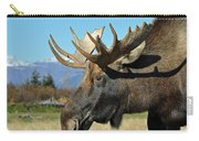 Bull Moose Profile Carry-all Pouch