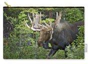 Bull Moose Shedding Velvet Carry-all Pouch