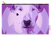 Bull Terrier Graphic 5 Carry-all Pouch