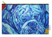 Bulldog Blues Carry-all Pouch