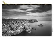 Bullers Of Buchan Cliffs Carry-all Pouch