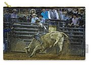 Bullriding Mania Carry-all Pouch