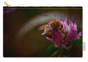 Bumble Bee Tattered Wings Art 3 Carry-all Pouch