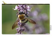 Bumbling Sage Carry-all Pouch