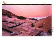 Bumpass Hell Sunset Carry-all Pouch