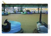 Bumper Cars At Monte Igueldo Amusement Carry-all Pouch