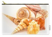 Bunch Of Shells Carry-all Pouch by Jean Noren