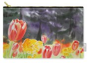 Bunch Of Tulips I Carry-all Pouch