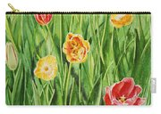 Bunch Of Tulips II Carry-all Pouch