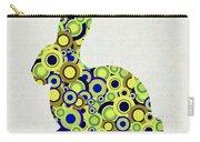 Bunny - Animal Art Carry-all Pouch by Anastasiya Malakhova