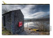 Buoy At Lake Carry-all Pouch by Adrian Evans