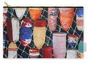 Buoy Nautical Vintage Art Carry-all Pouch