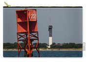 Buoy To Lighthouse Carry-all Pouch