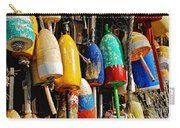 Buoys From Russell's Lobsters Carry-all Pouch