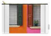 Burano 11 Poster Carry-all Pouch