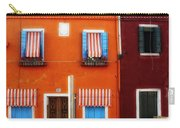Burano Colors Carry-all Pouch