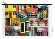 Burano Italy Poster Carry-all Pouch