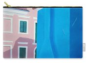 Burano Venice Street Scene Carry-all Pouch