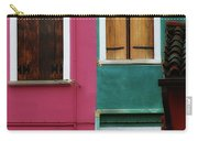 Burano Windows Carry-all Pouch