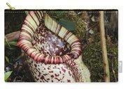 Burbidges Pitcher Plant Sabah Borneo Carry-all Pouch