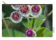 Burdock Flowering Stage Carry-all Pouch