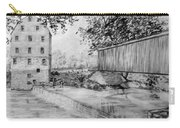 Burfordsville Bridge And Bollinger Mill Carry-all Pouch