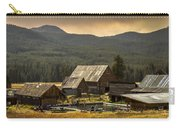 Burgdorf Hot Springs In Idaho Carry-all Pouch