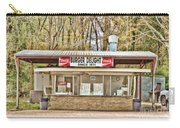 Burger Delight Carry-all Pouch by Scott Pellegrin
