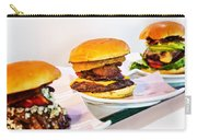 Burger Time Carry-all Pouch
