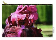 Burgundy Breeze Carry-all Pouch
