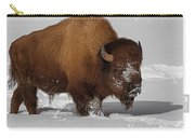 Burly Bison Carry-all Pouch