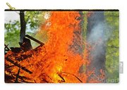 Burning Brush Carry-all Pouch