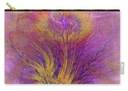 Burning Bush - Square Version Carry-all Pouch