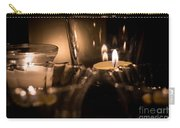 Burning Candles Carry-all Pouch